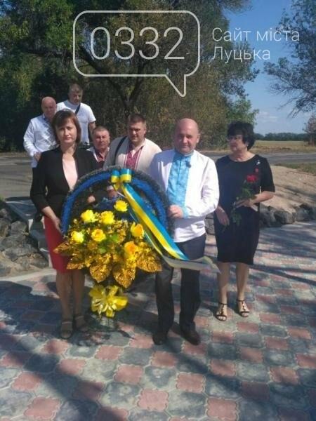 Делегація Луцької міської ради відвідала Волноваху, фото-1