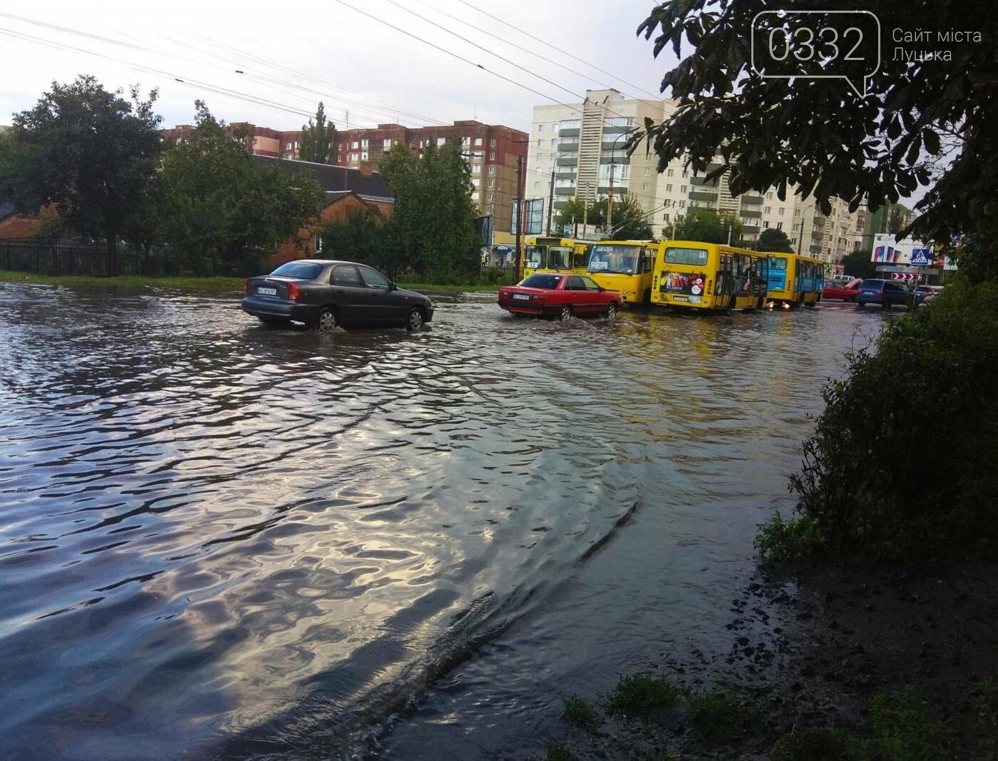 У Луцьку затопило 40-ий квартал (ФОТО), фото-10