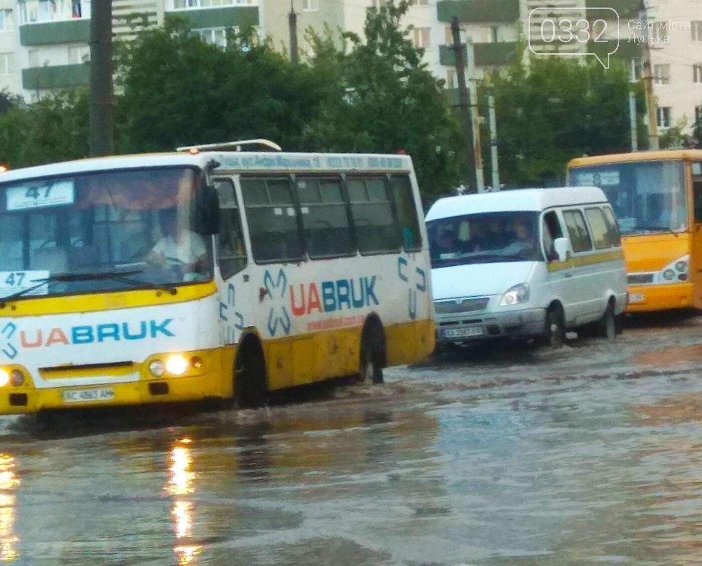 У Луцьку затопило 40-ий квартал (ФОТО), фото-3