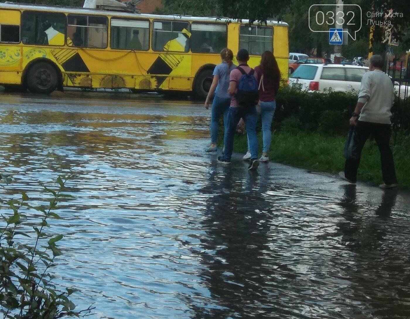 У Луцьку затопило 40-ий квартал (ФОТО), фото-9