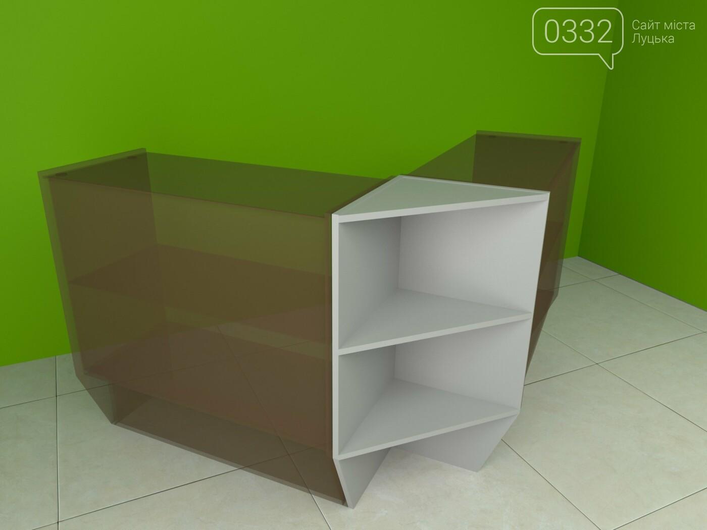Якісне обладнання за привабливою ціною: торговий прилавок від виробника, фото-1