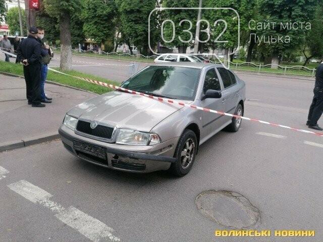 Поліцейська з Луцька їздить на авто, на якому збила мотоцикліста, поки триває розслідування , фото-1