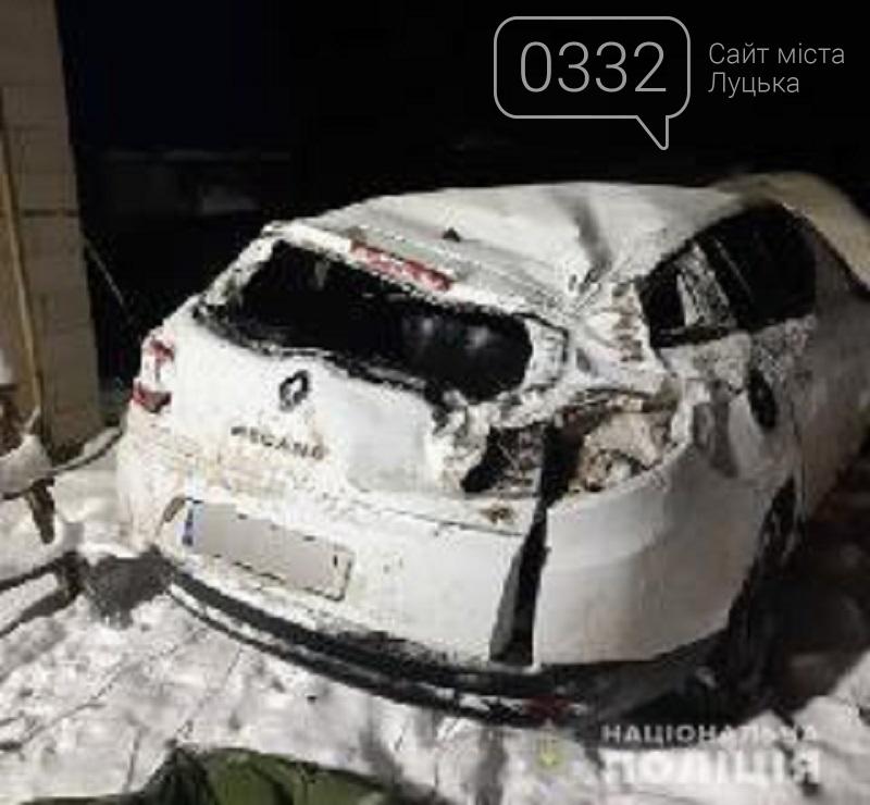 У ДТП на Волині постраждала молода лучанка, фото-1