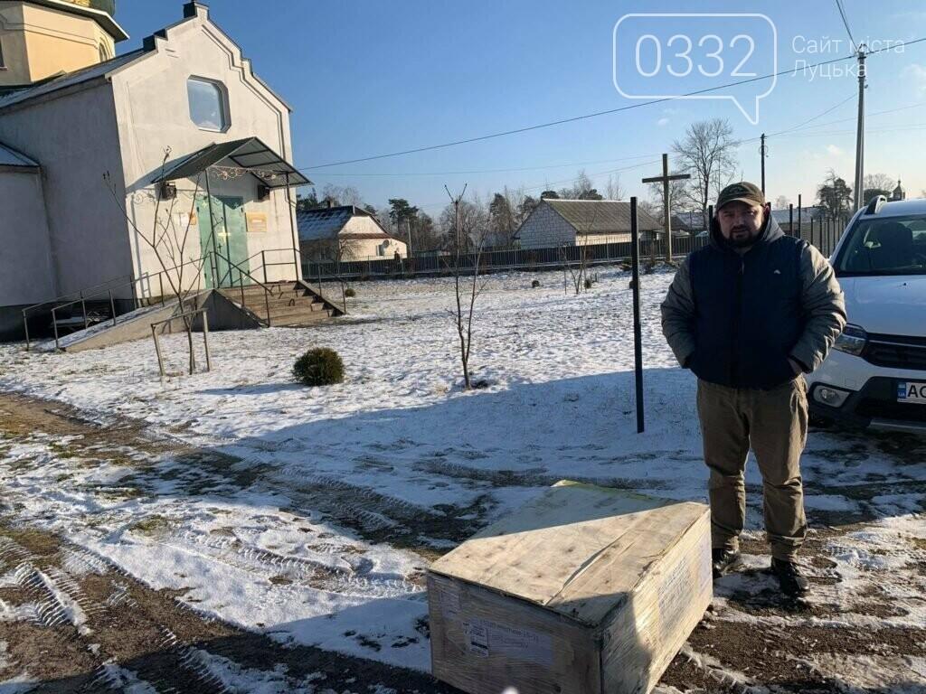 У церкві на Волині відкрили деревообробну майстерню для дітей, фото-1