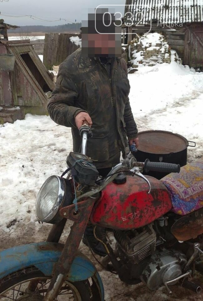 Волинянин продав мотоцикла, а потім викрав його, фото-1