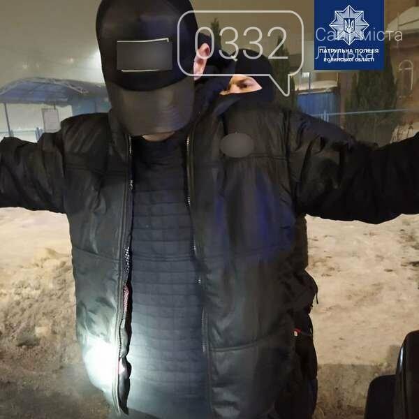 У Луцьку у водія, який порушив ПДР, знайшли амфетамін, фото-2