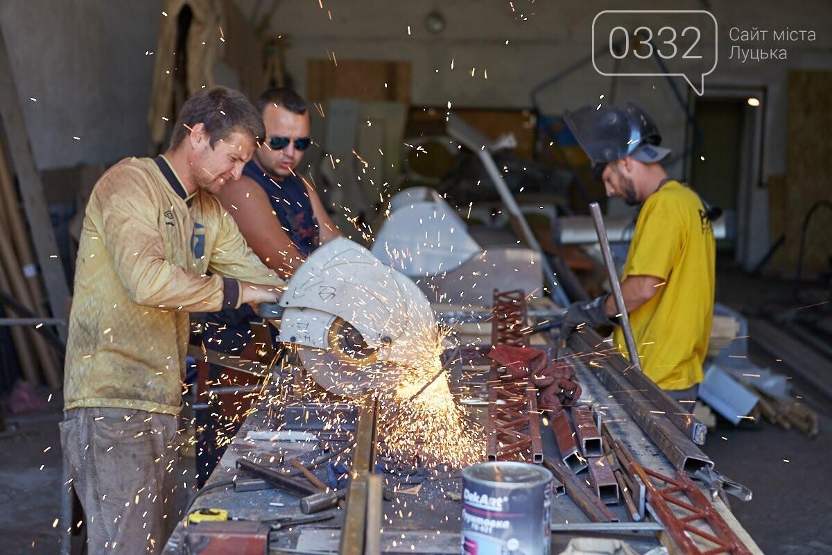 Виготовлення та монтаж металоконструкцій , фото-18