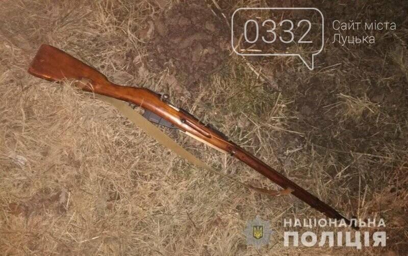 Гвинтівка, пістолет-кулемет, набої: у жителя Луцька вилучили зброю та боєприпаси, фото-2