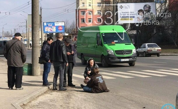"""У Луцьку на """"зебрі"""" збили двох дітей, фото-2"""