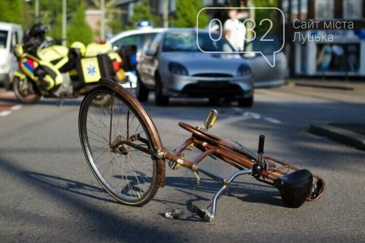 На Волині авто збило велосипедистку, фото-1