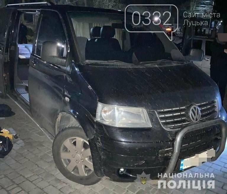 Поліцейські затримали на Ковельщині злочинну групу, яка вчинила крадіжку на майже 5 мільйонів, фото-1