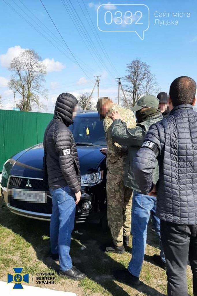 На Волині СБУ викрила на корупції посадовця Держприкордонслужби, фото-1