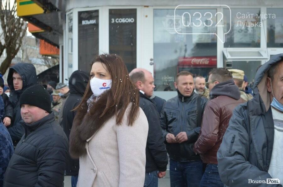 У Луцьку попрощалися із полеглим на Сході Героєм Сергієм Сулимою. ФОТО, фото-6