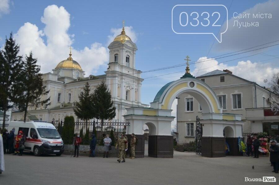 У Луцьку попрощалися із полеглим на Сході Героєм Сергієм Сулимою. ФОТО, фото-5