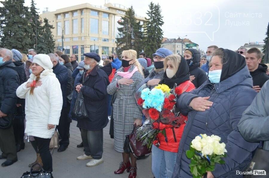 У Луцьку попрощалися із полеглим на Сході Героєм Сергієм Сулимою. ФОТО, фото-28
