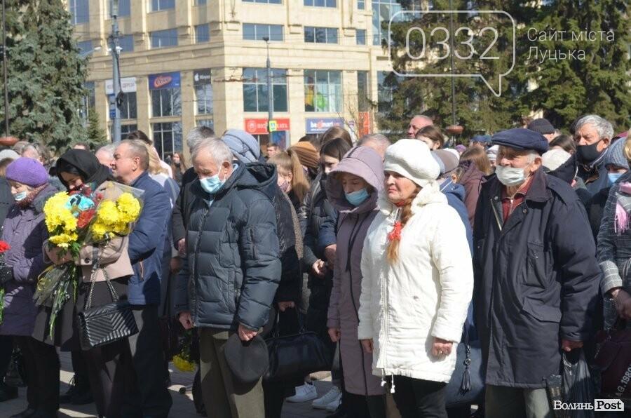 У Луцьку попрощалися із полеглим на Сході Героєм Сергієм Сулимою. ФОТО, фото-43