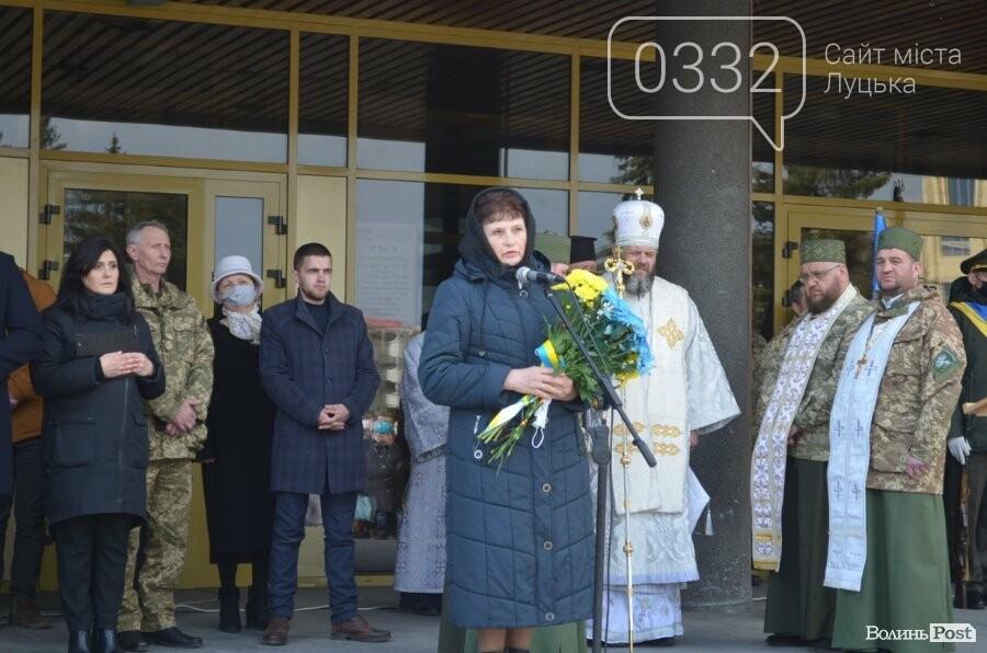 У Луцьку попрощалися із полеглим на Сході Героєм Сергієм Сулимою. ФОТО, фото-17