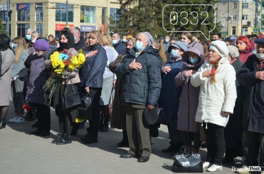 У Луцьку попрощалися із полеглим на Сході Героєм Сергієм Сулимою. ФОТО, фото-36