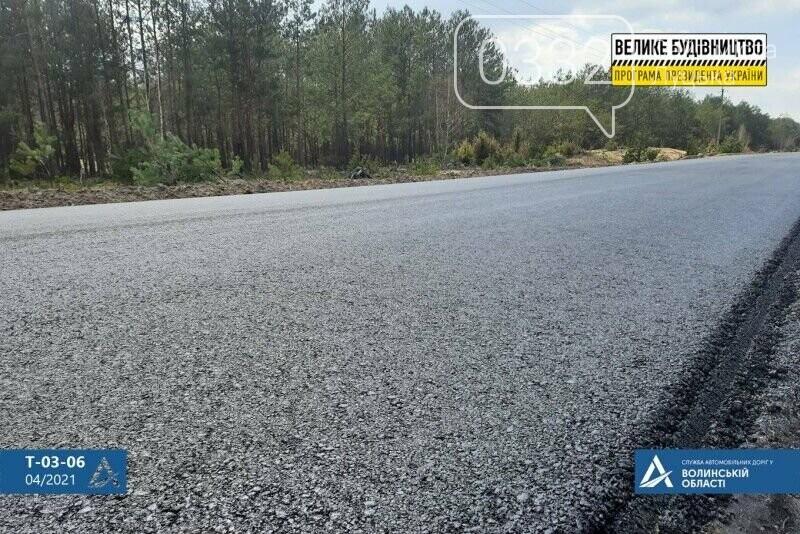 На Волині показали відремонтовану ділянку дороги до Шацьких озер, фото-2