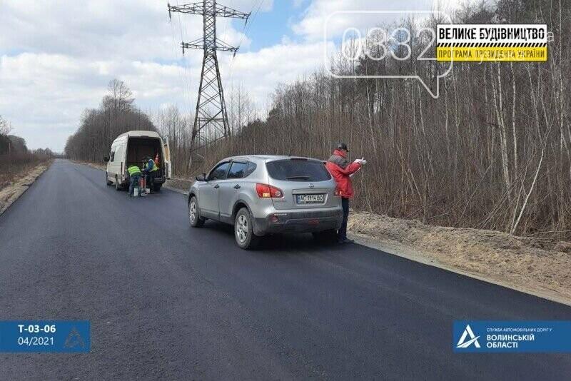 На Волині показали відремонтовану ділянку дороги до Шацьких озер, фото-3