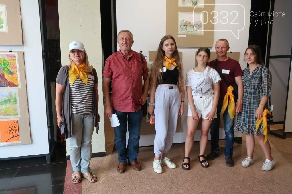 У Луцьку нагородили юних учасників конкурсу-пленеру «Луцький замок», фото-25