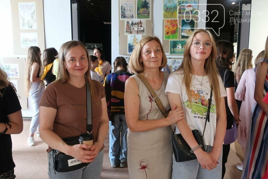 У Луцьку нагородили юних учасників конкурсу-пленеру «Луцький замок», фото-11