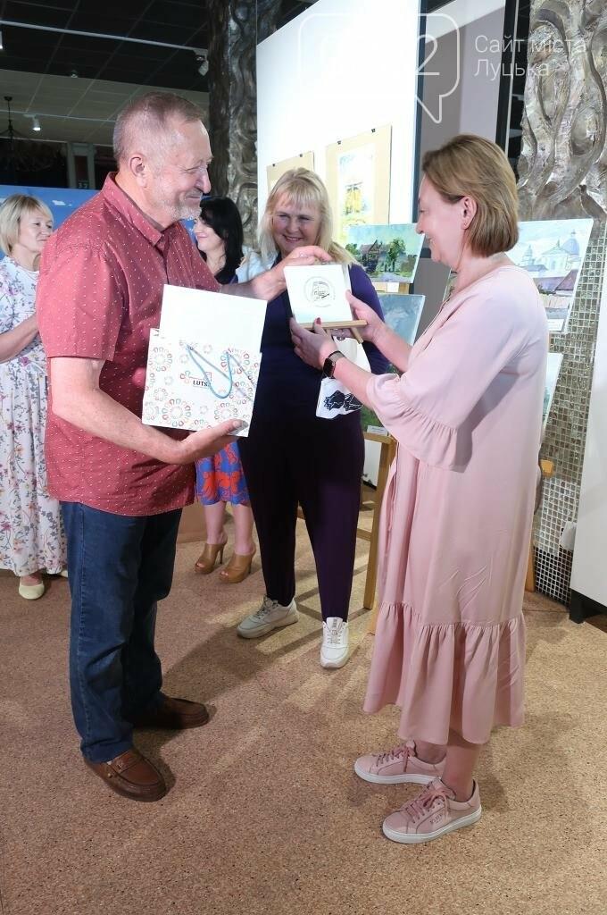 У Луцьку нагородили юних учасників конкурсу-пленеру «Луцький замок», фото-13
