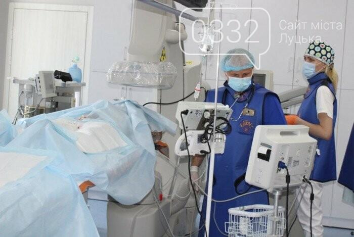 Хірург з Волині з колегами провів унікальну операцію на серці, фото-1