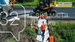 Відновлення автошляху М-19: у Голобах, що на Ковельщині, вкладено перший шар асфальту, фото-3