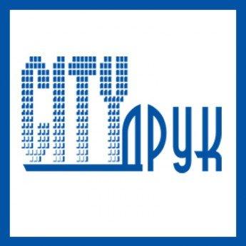 Логотип - City друк, друкарня
