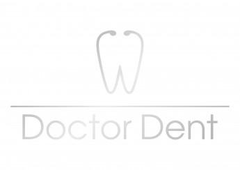 Логотип - Doctor Dent, стоматологія у Луцьку