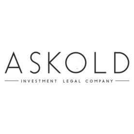 Логотип - Аскольд, інвестиційно - юридична компанія