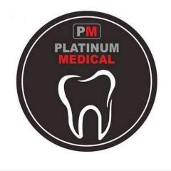Логотип - Platinum Medical, медичний центр у Луцьку