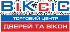 Логотип - Торговий центр дверей та вікон «ВіКсіс»