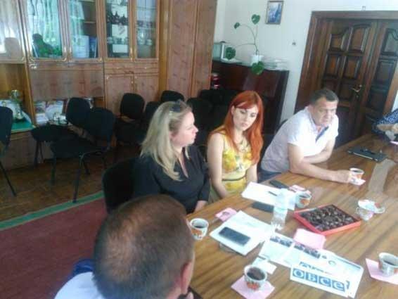 На Ковельщину приїхали представники місії ОБСЄ, фото-1