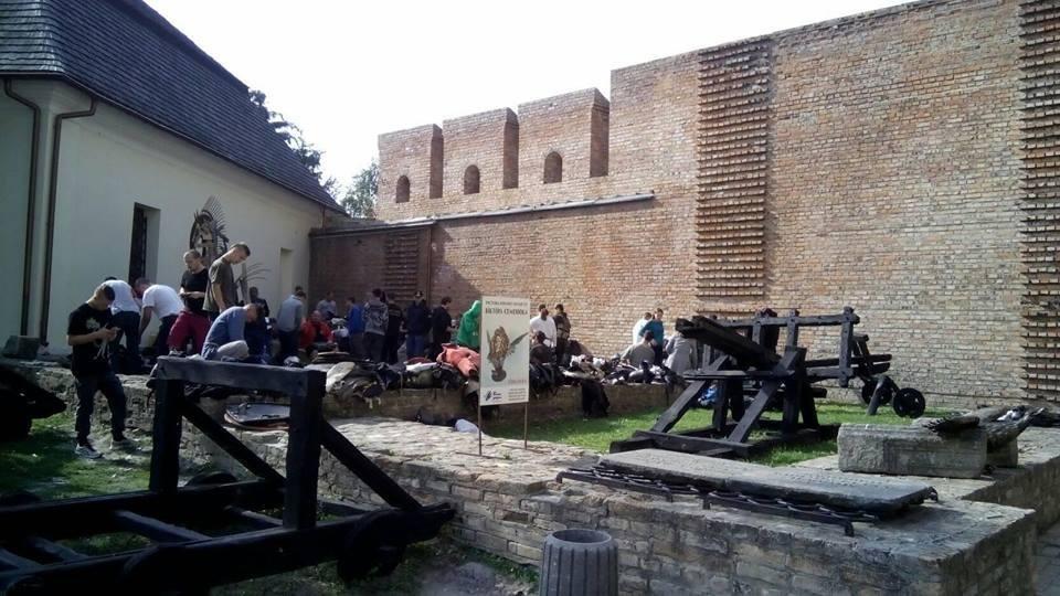 У Луцьку розпочався фестиваль по-середньовічному, фото-3