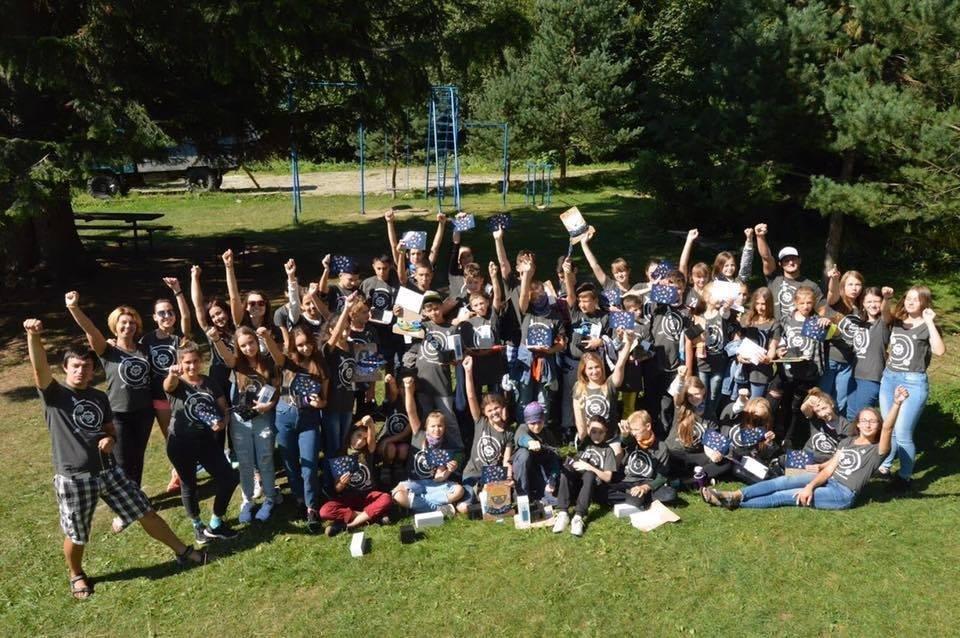 Діти українських бійців відвідали Карпати (ФОТО), фото-1