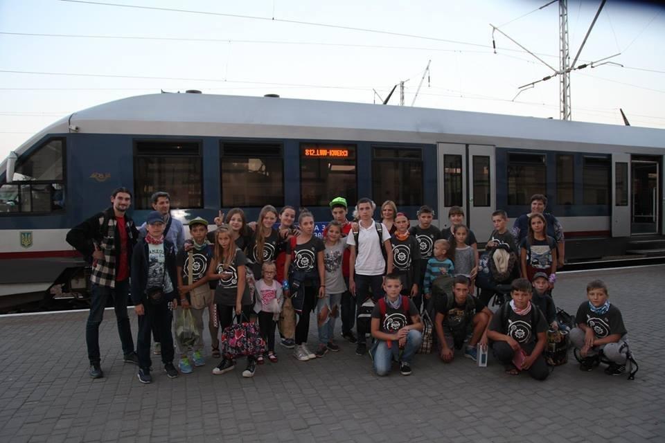 Діти українських бійців відвідали Карпати (ФОТО), фото-5