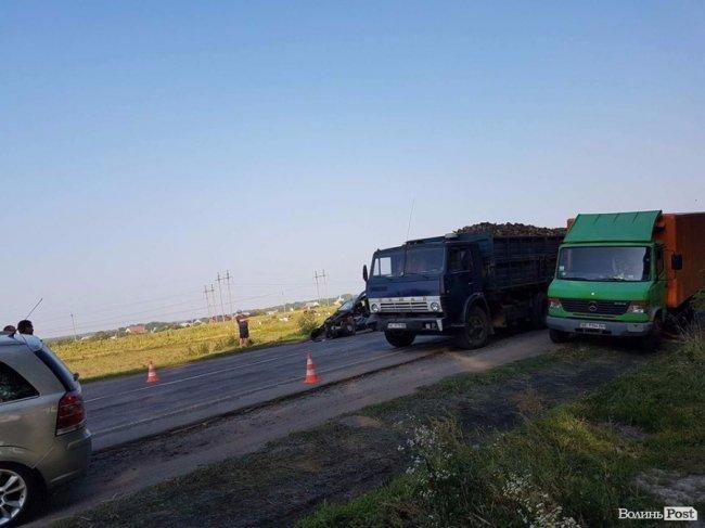 ДТП на трасі «Луцьк-Рівне»: є потерпілі (ФОТО), фото-4