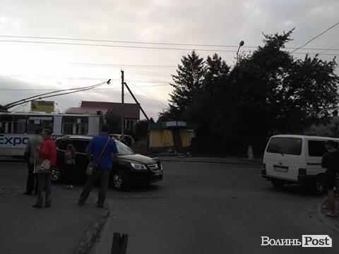 У Луцьку водій збив трьох людей і намагався втекти, фото-1