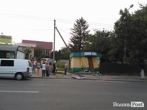 У Луцьку водій збив трьох людей і намагався втекти, фото-3