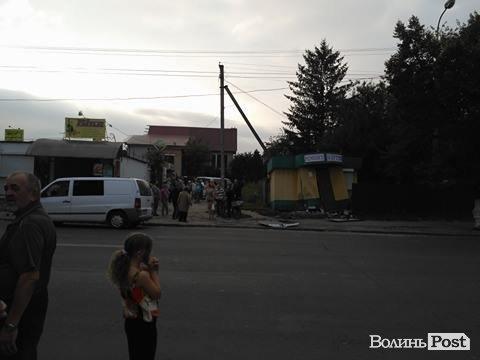 У Луцьку водій збив трьох людей і намагався втекти, фото-5