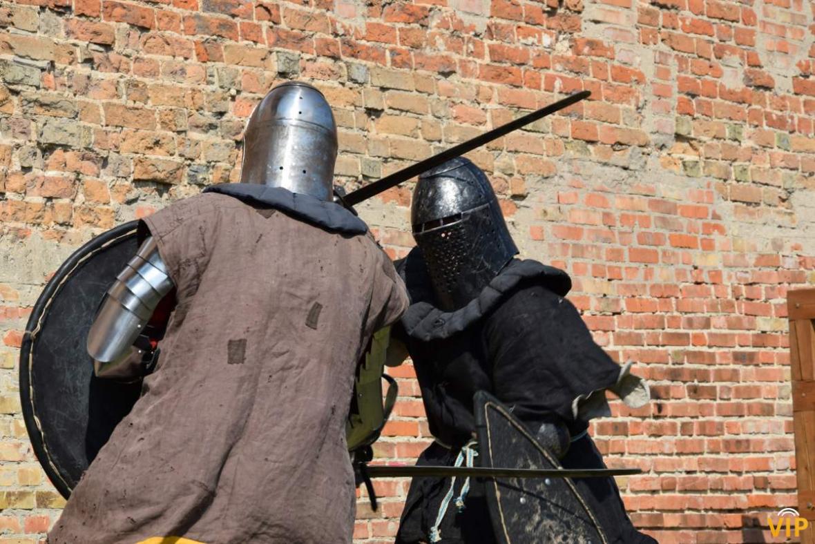 Як у Луцькому замку билися лицарі (ФОТО), фото-13
