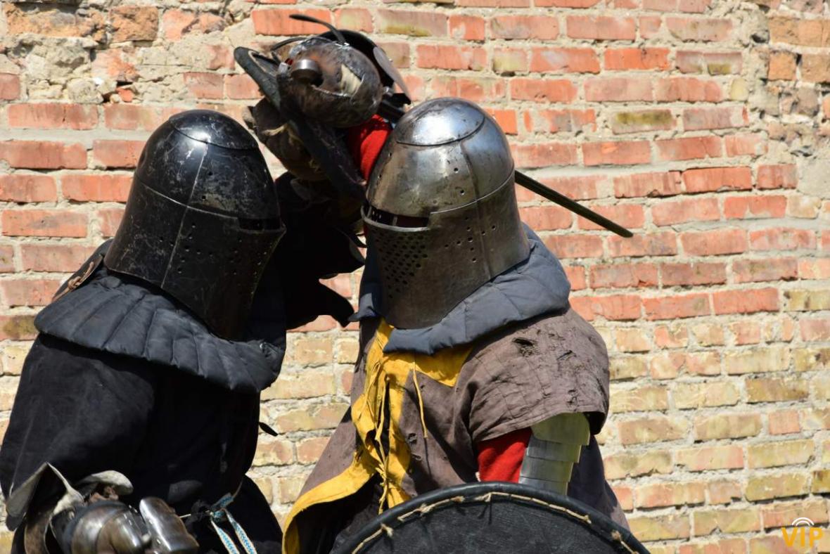 Як у Луцькому замку билися лицарі (ФОТО), фото-10