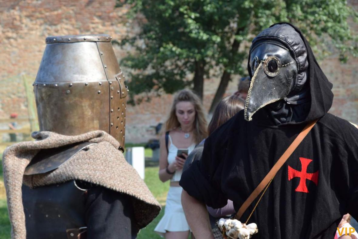 Як у Луцькому замку билися лицарі (ФОТО), фото-3