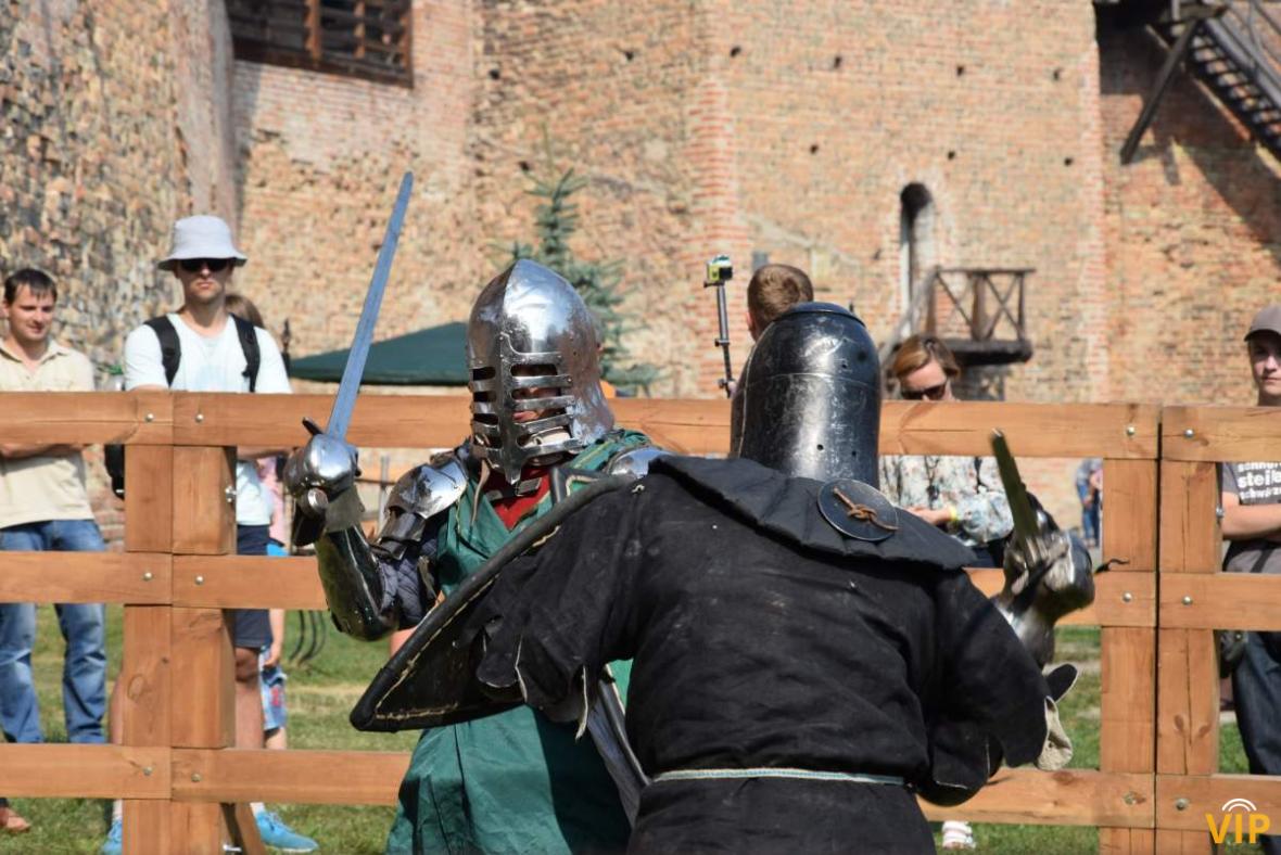 Як у Луцькому замку билися лицарі (ФОТО), фото-9
