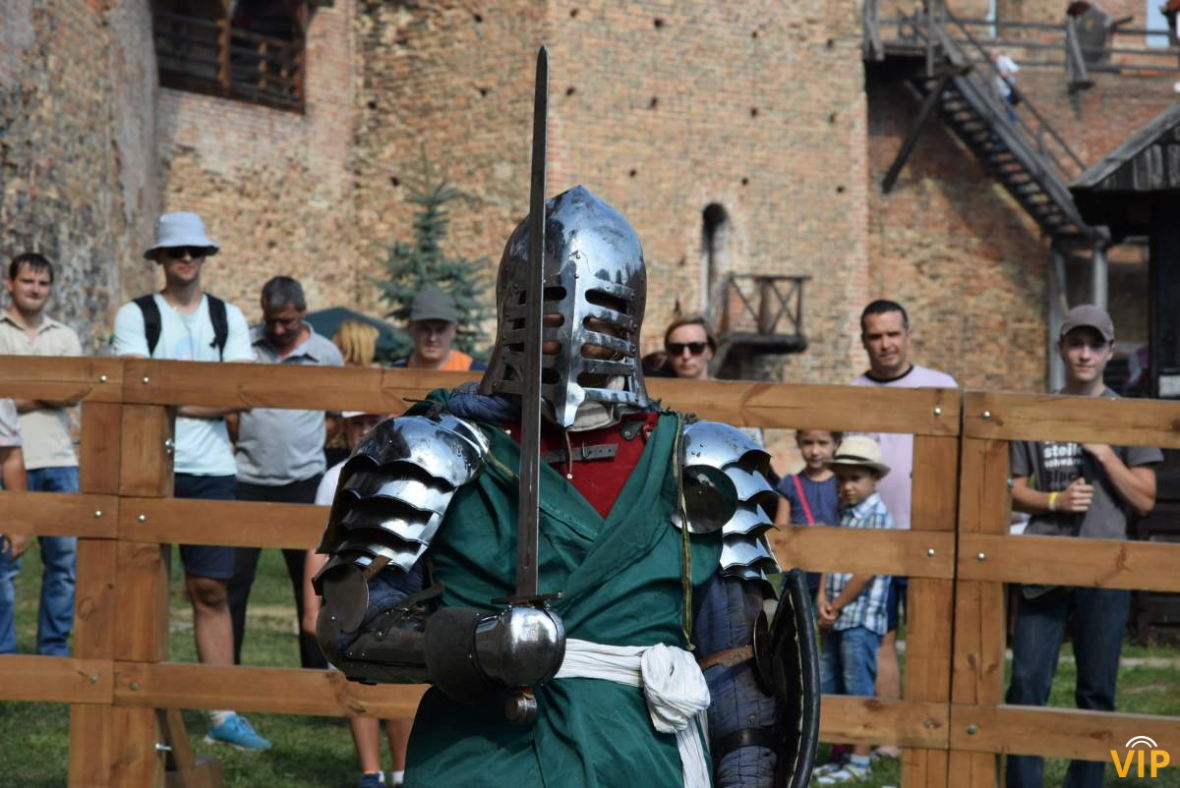 Як у Луцькому замку билися лицарі (ФОТО), фото-6