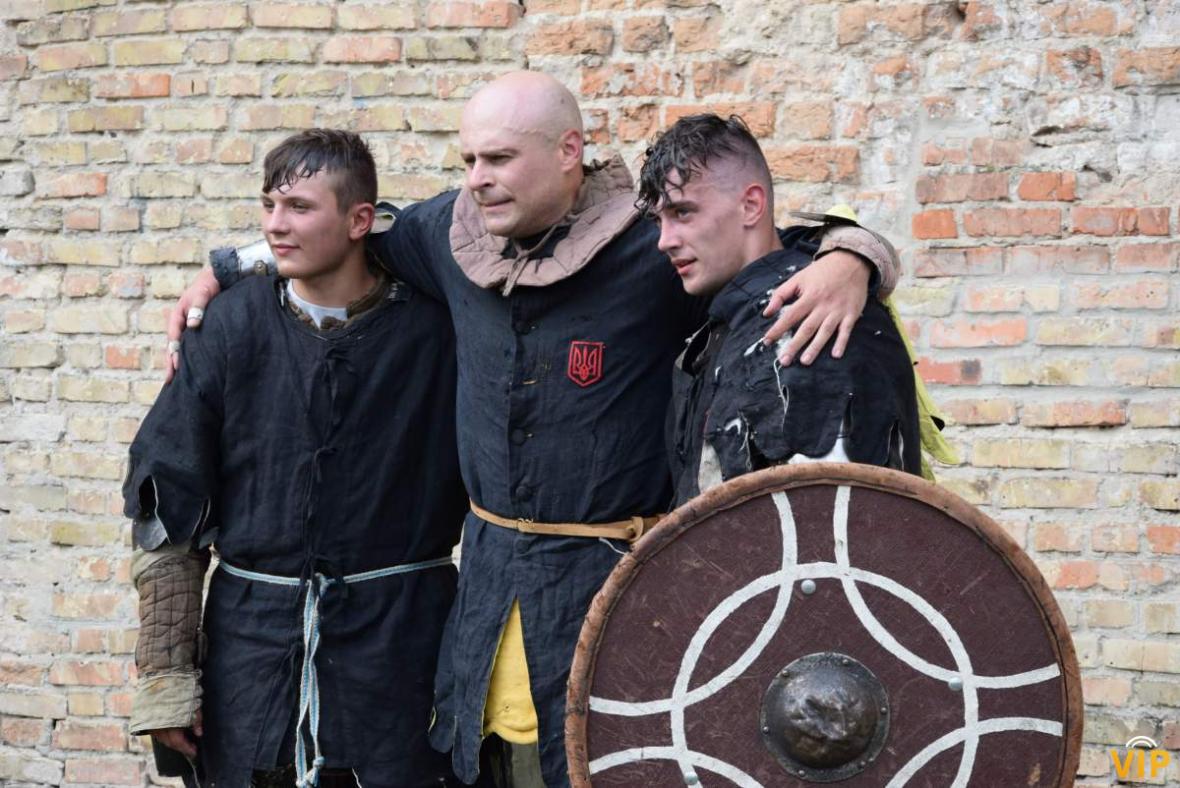 Як у Луцькому замку билися лицарі (ФОТО), фото-11