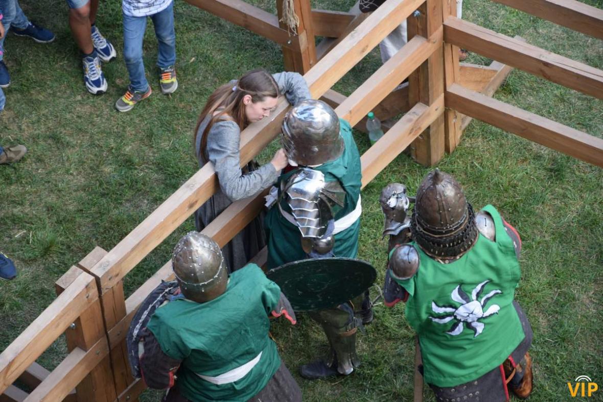 Як у Луцькому замку билися лицарі (ФОТО), фото-17