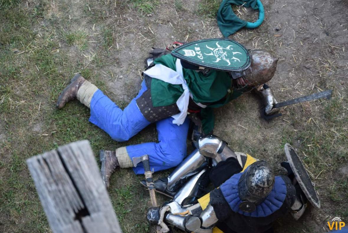 Як у Луцькому замку билися лицарі (ФОТО), фото-16